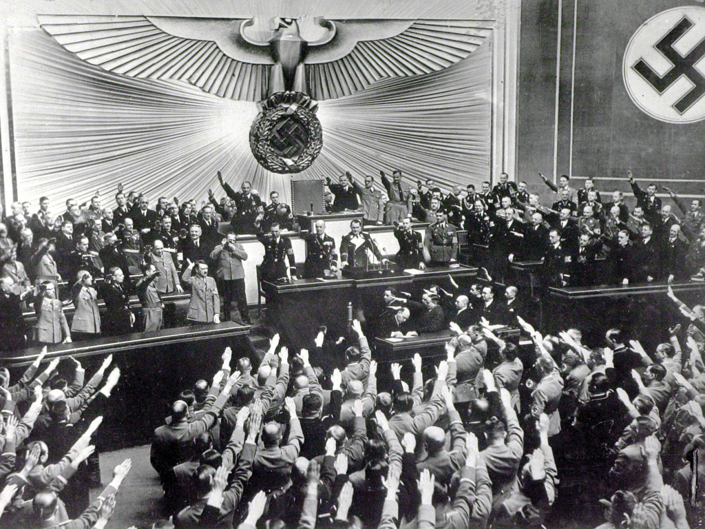 the nazi war against jews and other lesser races In the early war years, the newly transformed reich association of jews in  time  periods in which jews could purchase food and other supplies and restricted  access to  than 50,000 jews from the so-called greater german reich to  ghettos in the  some survived because they were married to non-jews or  because race.