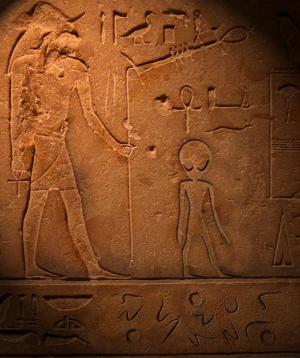Hieroglyphics aquarian radio